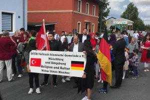 Münchberg'de 175 yıllık gelenek yaşatıldı