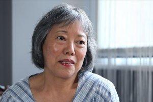 32 yıldır Türkiye'de yaşayan Japonya Yukiko, gönlünü sanata kaptırdı