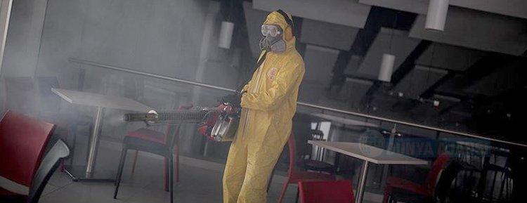 Koronavirüs salgınında dünyada son 24 saat