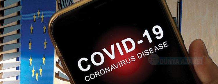 AB koronavirüs mobil uygulamasının 'gönüllü' olmasını istedi