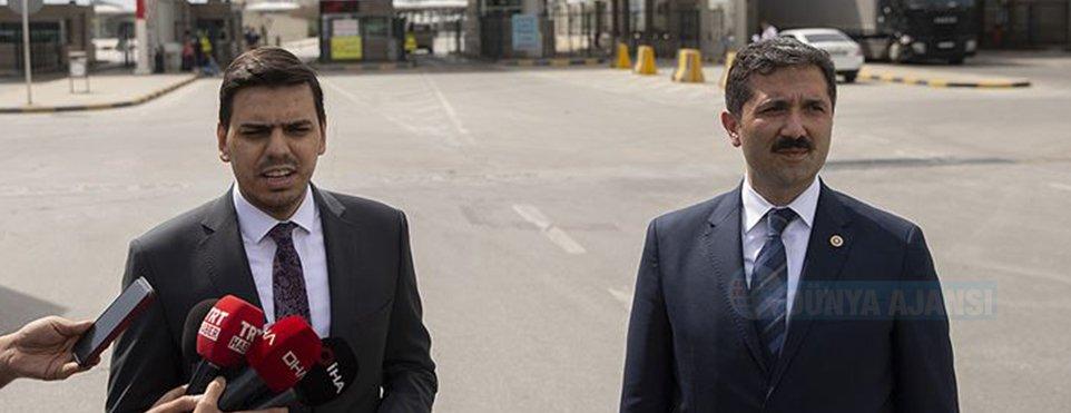 Eren ve Sırakaya 'Vatandaşlarımız valizlerini hazırlasın, sıla yolunda yanlarında olacağız'