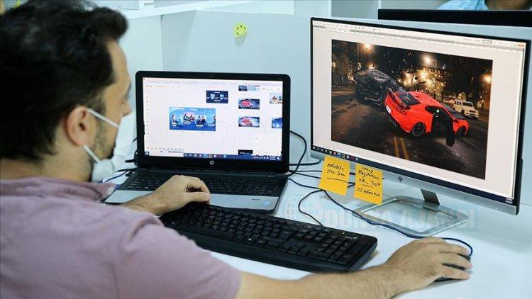 Suriyelilerin İstanbul'da geliştirdiği 'mobil oyun' 45 milyon kez indirildi