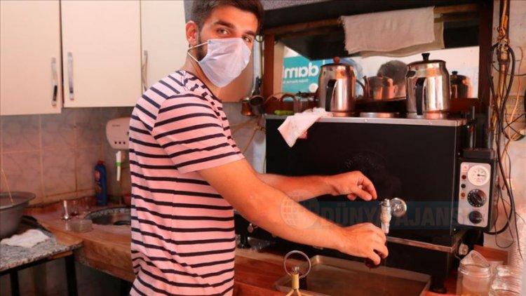 Çay ocağından tıp fakültesini kazanmanın mutluluğu