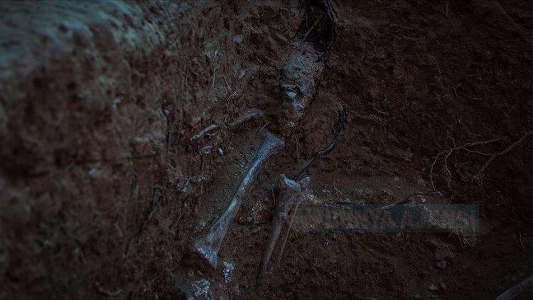 Panama'da bir tarikata ait bölgede toplu mezar bulundu