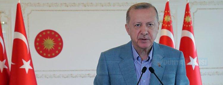 Cumhurbaşkanı Erdoğan: Asırlık uyanışımızı önlemeye çalışıyorlar
