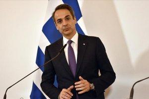 Yunanistan Başbakanı Miçotakis: Cumhurbaşkanı Recep Tayyip Erdoğan ile buluşalım görüşelim