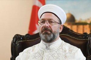 Başkan Erbaş'tan Kur'an kursunda şiddet olayına ilişkin soruşturma talimatı