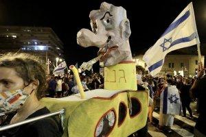 İsrail'de Netanyahu karşıtı gösteriler sürüyor