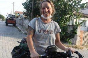 Bisikletiyle Doğu Avrupa, Balkan ve Türkiye turuna çıktı