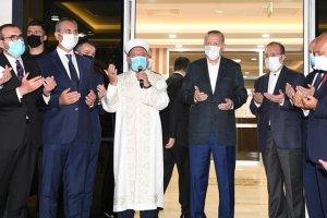 Hacı Ahmet Ziylan Eğitim Merkezi dualarla açıldı