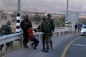 İsrail güçleri 120 bin Filistinliyi gözaltına aldı