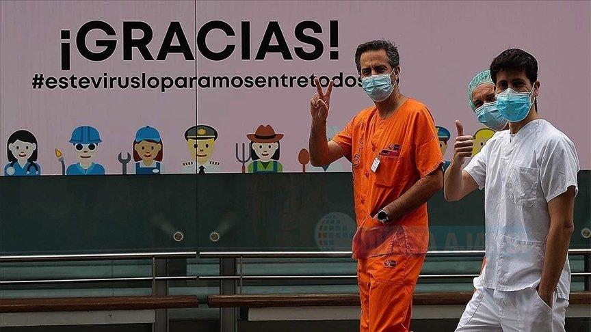 Dünya genelinde salgın vakalarında iyileşenlerin sayısı 86 milyonu geçti