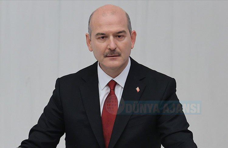 İçişleri Bakanı Soylu, Gara'ya giden kadın vekilin ismini açıkladı