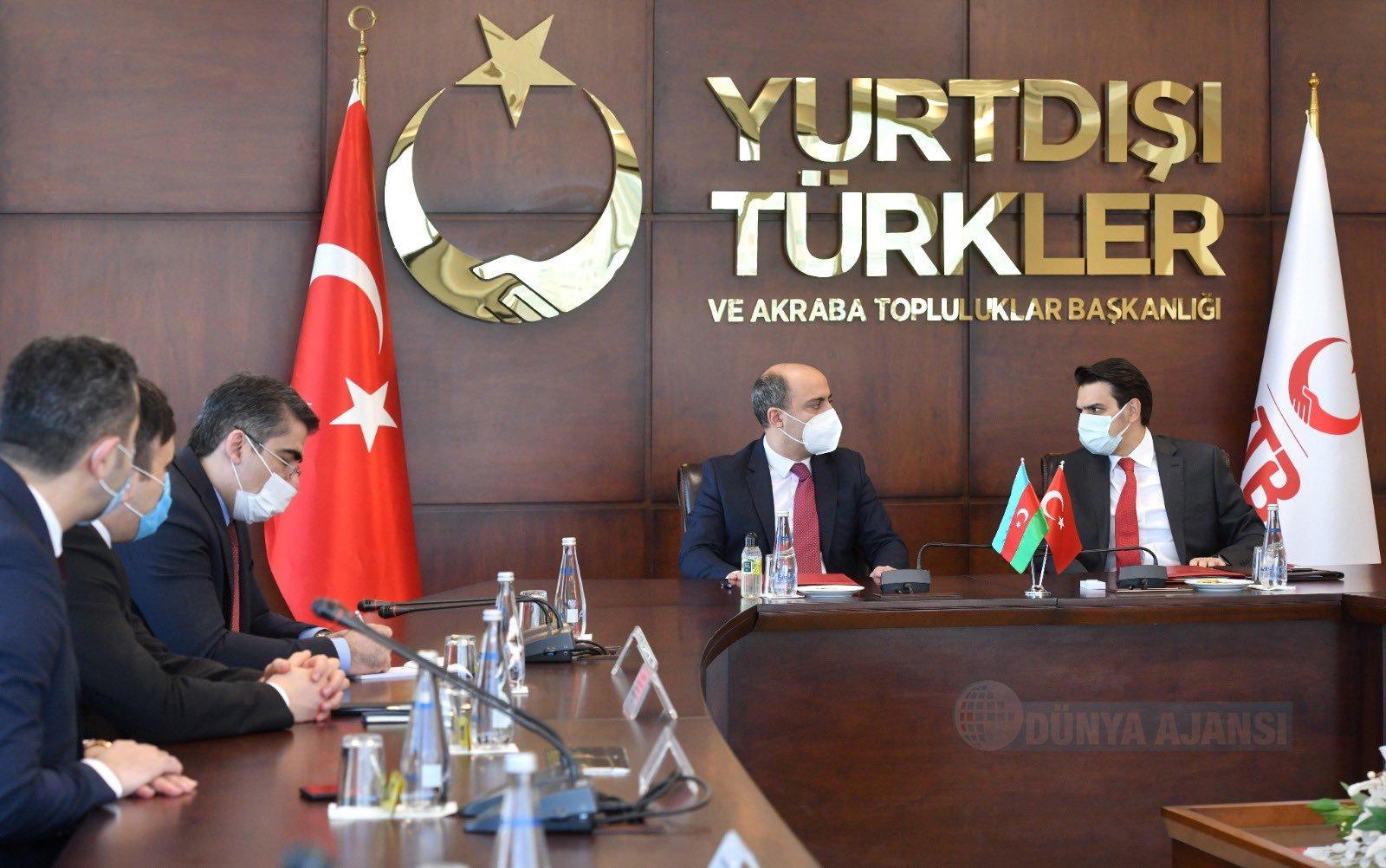 Türkiye ve Azerbaycan kardeşliğini daha da güçlendiriyor