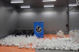 Hollanda'da bir gemide 1,5 ton uyuşturucu bulundu