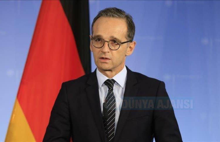 Almanya Dışişleri Bakanı, Esed rejiminin istihbaratçısına verilen cezayı 'tarihi' olarak niteledi
