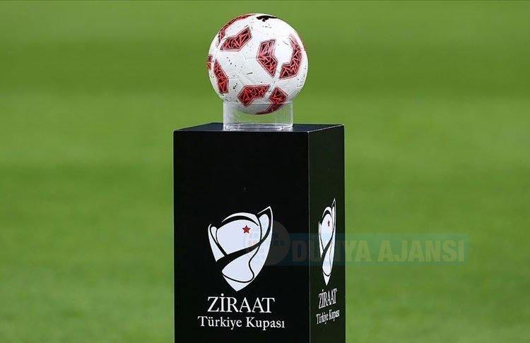 Ziraat Türkiye Kupası yarı final maçları açıklandı