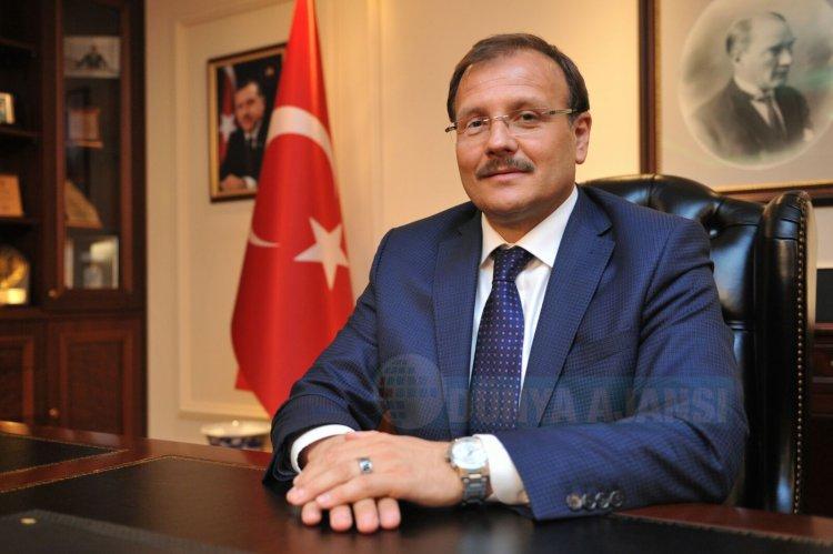 Çavuşoğlu, 'İnsan Hakları Eylem Planı'nı değerlendirdi
