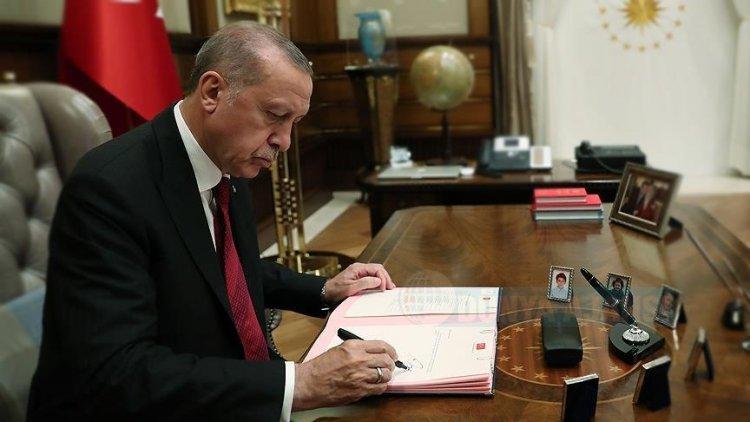 Cumhurbaşkanı Erdoğan'dan 2021'in 'Mehmet Akif ve İstiklal Marşı Yılı' kutlama genelgesi