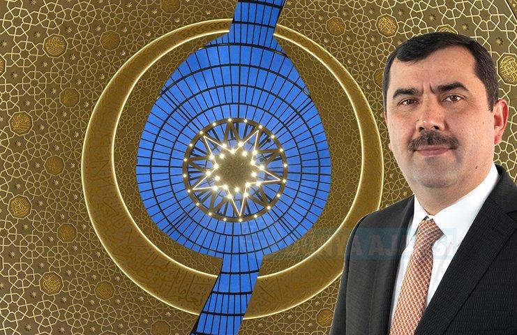 DİTİB Genel Başkanı Türkmen'den Miraç Kandili mesajı
