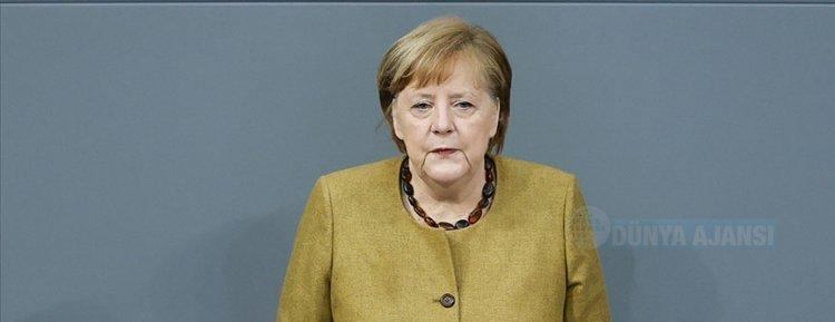 Almanya Başbakanı Merkel: Türkiye en kalabalık nüfusa ve stratejik öneme sahip bir ülke