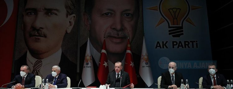 AK Parti'nin yeni MYK üyeleri belirlendi