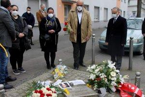 Almanya'da ırkçı terör kurbanı Mehmet Kubaşık ölümünün 15'inci yılında anıldı