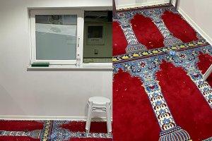 Selimiye Camii'ne taşlı saldırı