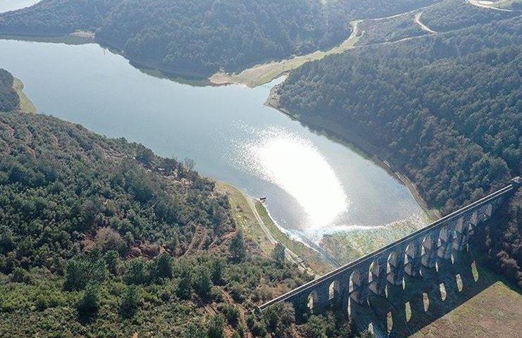 Yoğun yağışlar İstanbul'un barajlarındaki doluluk oranını yükseltti