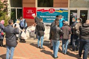 DİTİB'den Ukrayna'ya ramazan yardımı