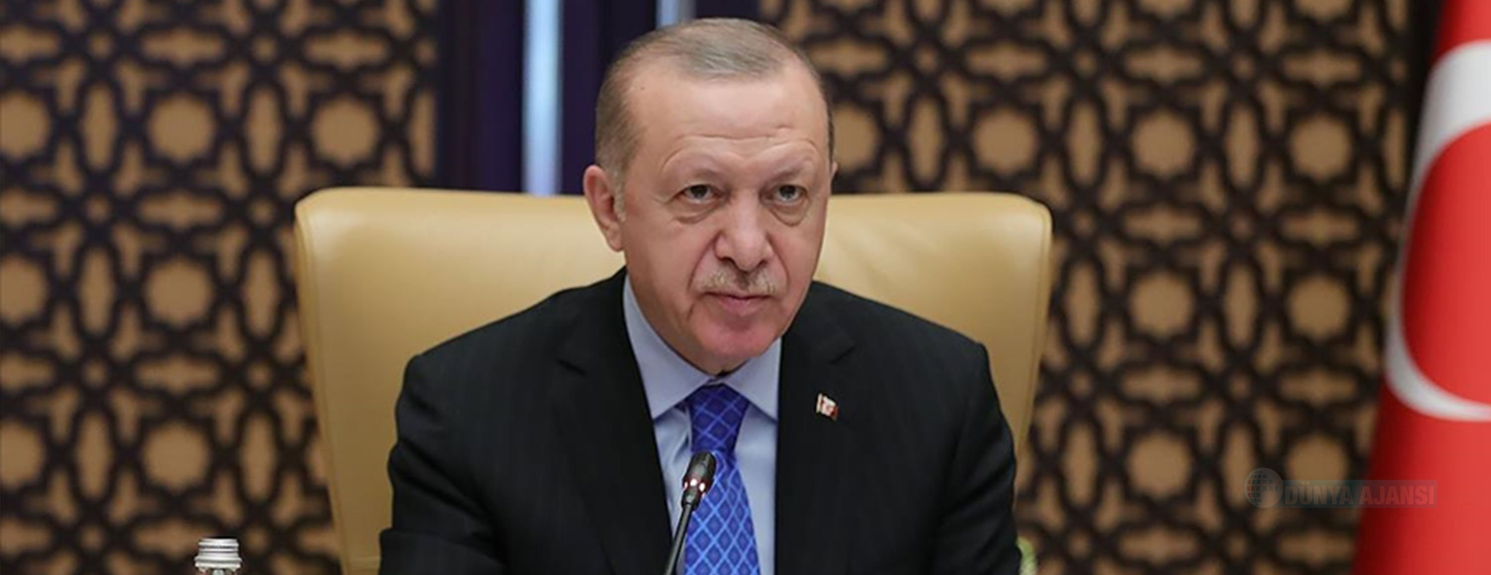 Erdoğan: Haziran ayında ülkemiz genelinde normalleşmeyi temin etmeyi hedefliyoruz