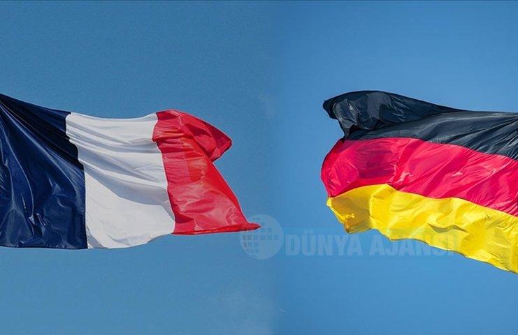 Almanya-Fransa Bakanlar Kurulu: Türkiye ile karşılıklı iş birliğini genişletmeye hazırız