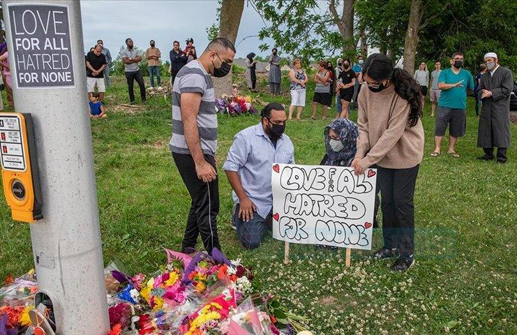 Kanada Başbakanı, Müslümanların öldüğü minibüslü saldırıyı 'terör saldırısı' olarak tanımladı