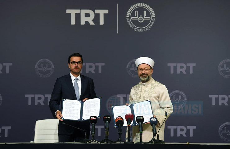 TRT - Diyanet iş birliği ile Çocuk kanalı kurulacak
