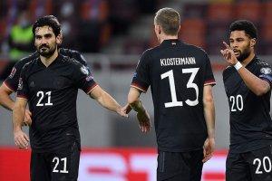 EURO 2020'de Almanya şampiyona tarihinin en başarılı takımı