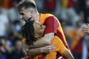 Galatasaray, UEFA Avrupa Ligi'nde play-off turuna yükseldi