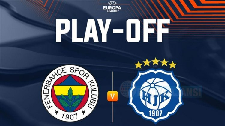 Fenerbahçe'nin play-off turundaki rakibi HJK Helsinki oldu