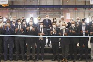 Cumhurbaşkanı Erdoğan, Ankara'da 26 yeni fabrika ve altyapıların açılış törenine katıldı