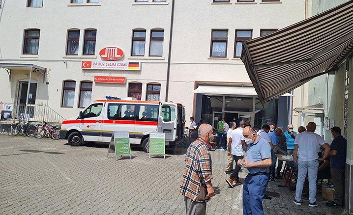 DİTİB camilerinde aşı kampanyaları devam ediyor