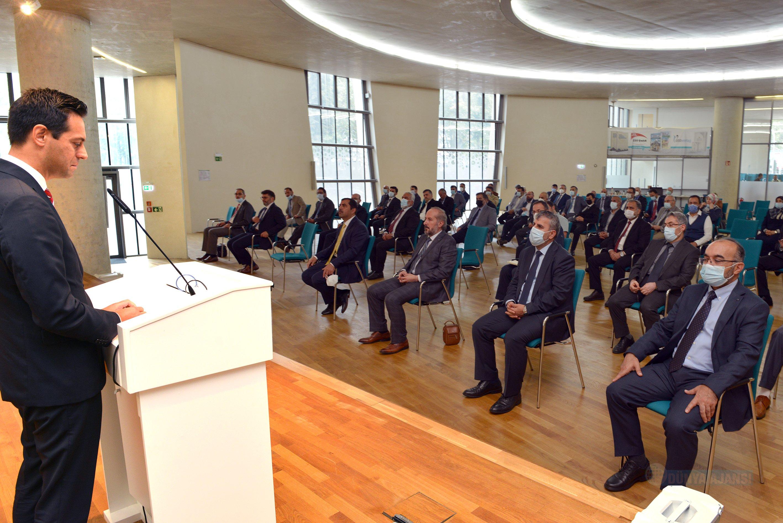 DİTİB'de 2021-2022 eğitim-öğretim yılı açılış programı yapıldı