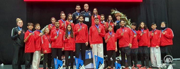 Avrupa Ümitler ve Yıldızlar Tekvando Şampiyonası