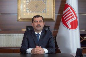 DİTİB Genel Başkanı Türkmen'den Mevlid Kandili mesajı